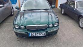 Jaguar X-TYPE 2.2D 2007MY SE