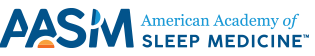 American Academy of Sleep Medicine – Association for Sleep Clinicians and Researchers Sticky Logo